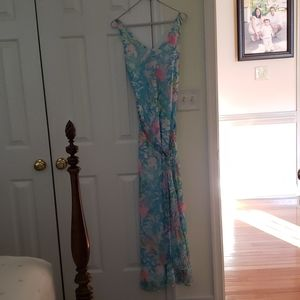 Lilly publisher Lani maxi dress
